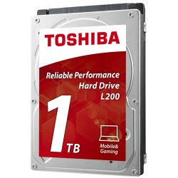 Disco Duro 2.5'' Toshiba Notebook 1TB SATA2