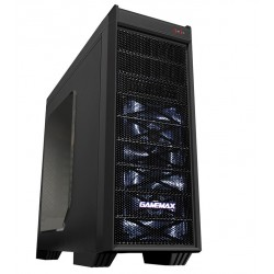 Gabinete GameMax M901 Red
