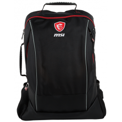 Mochila MSI Hecate Gaming Backpack 17""