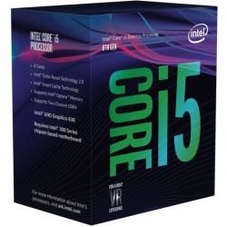 Procesador Intel Core i3 8100 Quad-Core 3.6 GHZ 1151