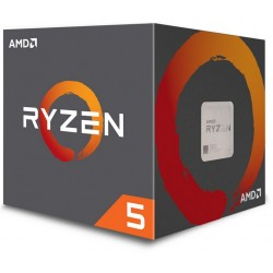 Procesador AMD Ryzen 5 2400G Quad-Core 3.9 GHZ AM4