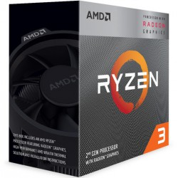 Procesador AMD Ryzen 3 2200G Quad-Core 3.7 GHZ AM4