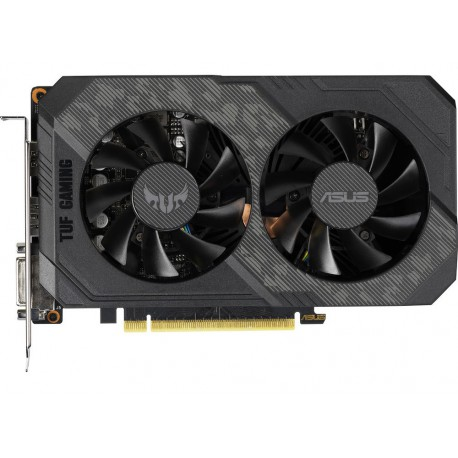Video Asus GeForce GTX 1660 Ti OC TUF Gaming  6GB GDDR6 192bits