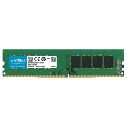 Memoria Ram 8GB DDR4 Kingston 2666Mhz